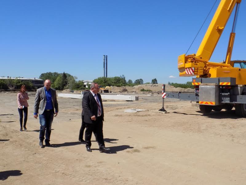 """Priprema se gradnja nove """"Jurine"""" fabrike"""