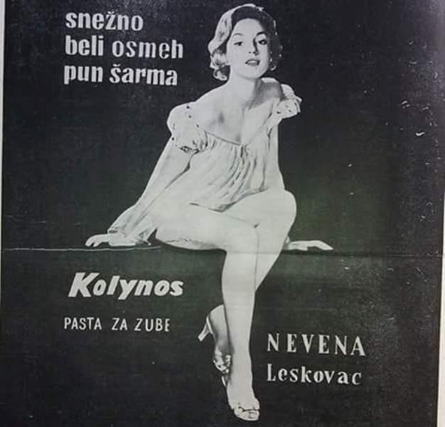 """Ovako se nekada reklamirala leskovačka """"Nevena"""" (VIDEO)"""