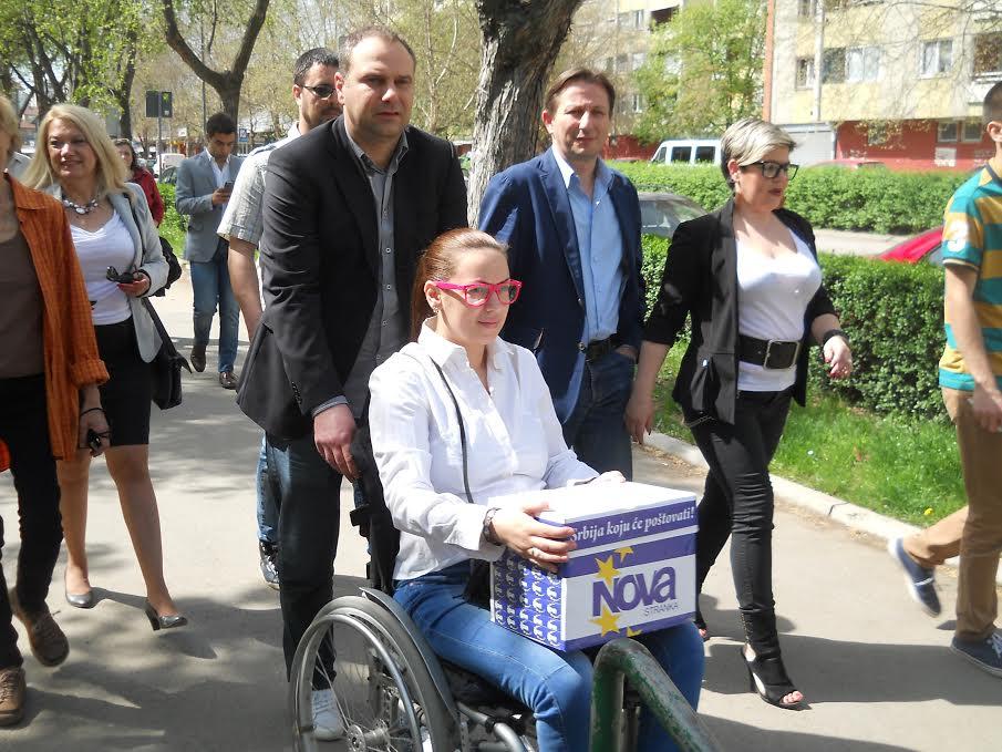 Dragana Rodić kandidat za predsednika GO Medijana