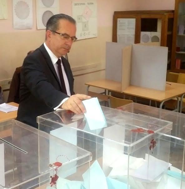 Perišić pozvao građane da izađu na glasanje