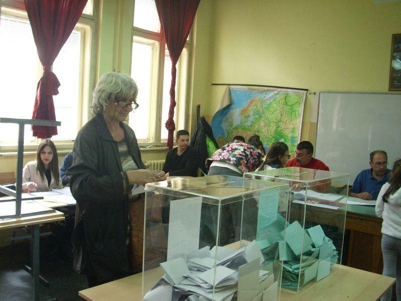 Velika izlaznost birača u Pirotskom okrugu