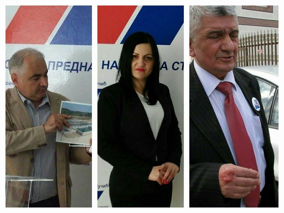 STARO DRUŠTVO NA OKUPU: Oni će predstavljati Leskovac u Narodnom parlamentu