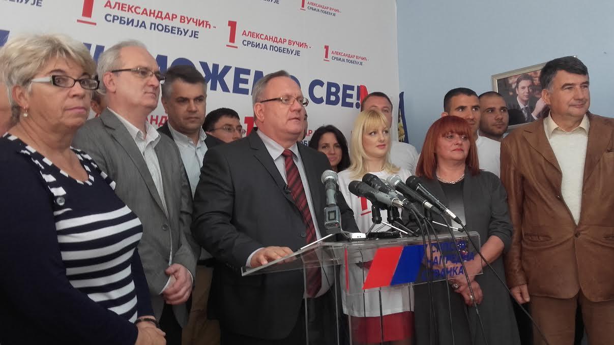 Cvetanović bi da po treći put bude gradonačelnik Leskovca