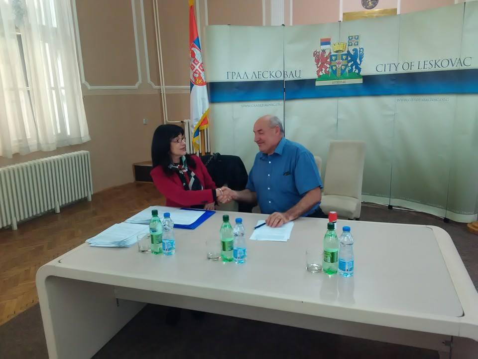 """Potpisani ugovori za """"socijalne"""" projekte"""