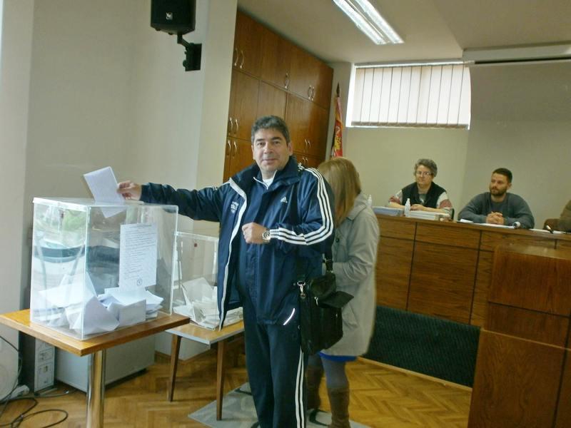 U Vlasotincu SNS 40, SPS i SDS po 20 posto glasova birača