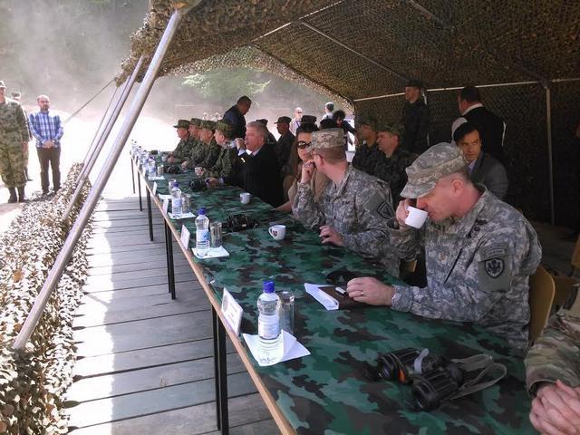 Amerikanci obučavali srpsku vojsku za mirovne misije