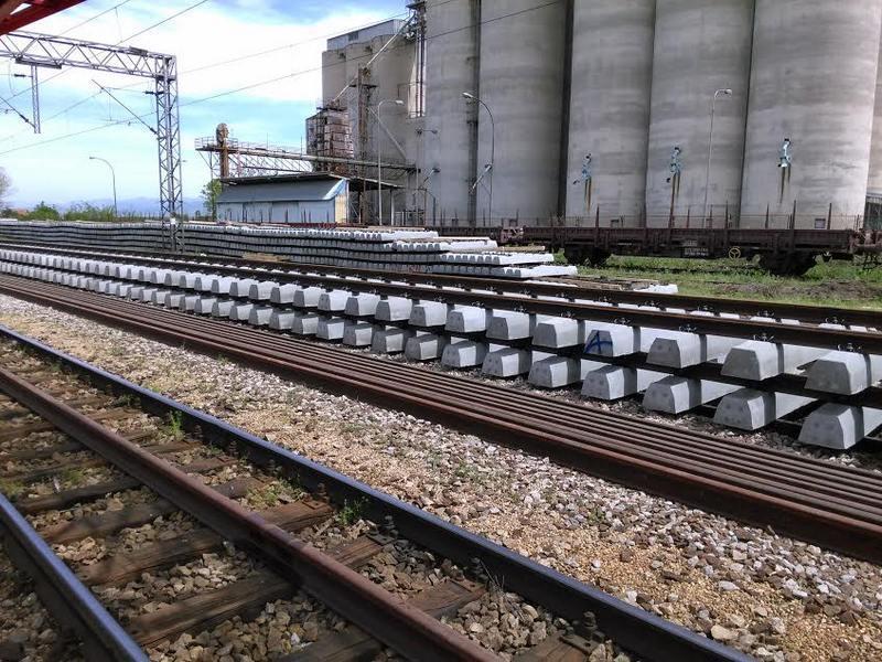 Nastavljeni radovi na rekonstrukciji pruge od Leskovca do Bujanovca