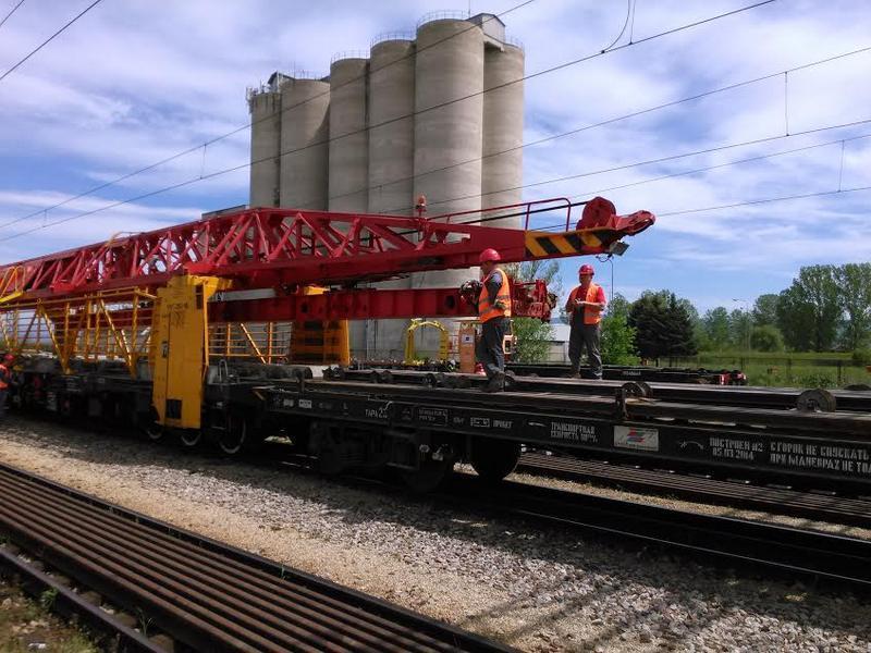 Rekonstrukcija železnice od Leskovca do Bujanovca