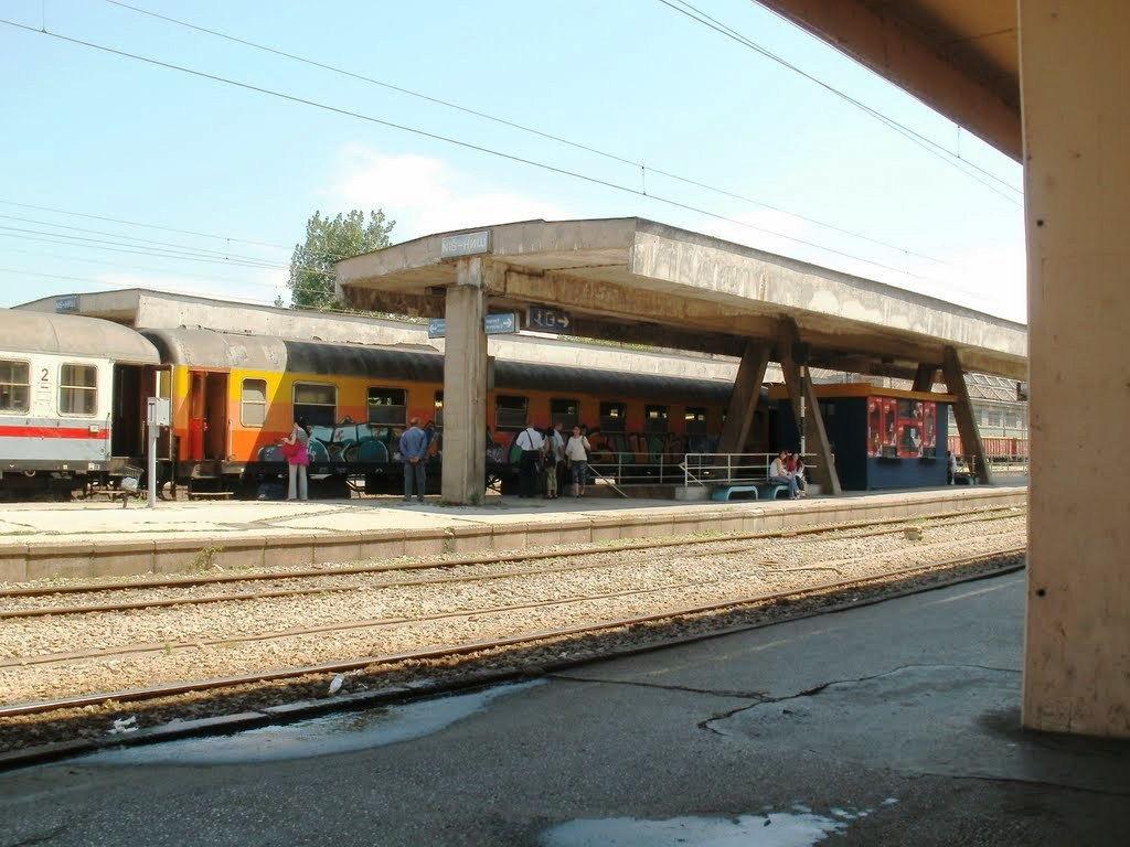 Dečaka spržila struja na železničkoj stanici