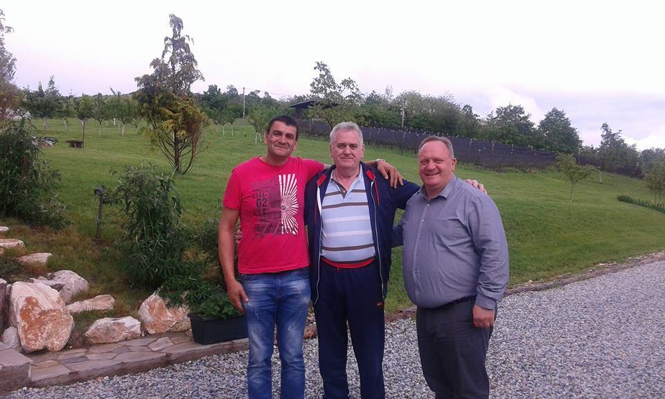 Cvetanović posetio Tomu Nikolića u Bajčetini (VIDEO)