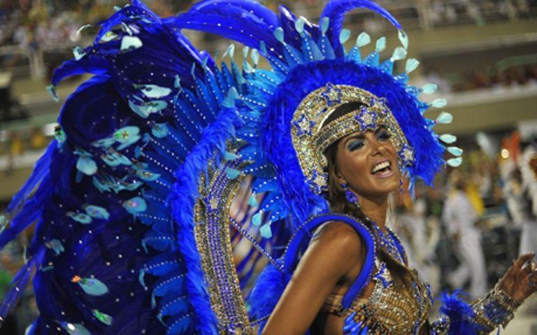 Brazilski karneval i u Vranju