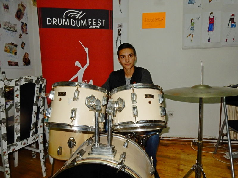 Najbolji svetski bubnjari i majstori perkusija ponovo u Leskovcu