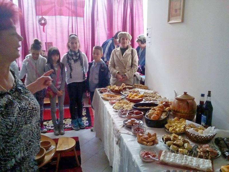 Hrana i običaji u Etno muzeju Nikole Milovića