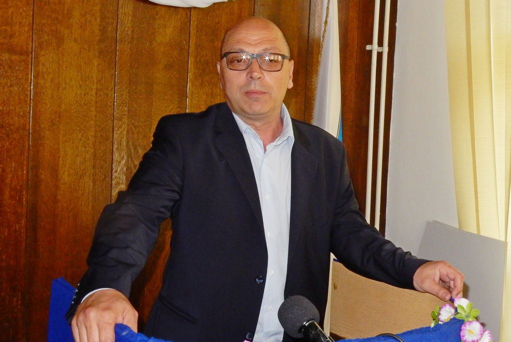LESKOVAC01_Zoran Ilic Ilka_predsednik opstine Lebane_FOTO M Ivanovic