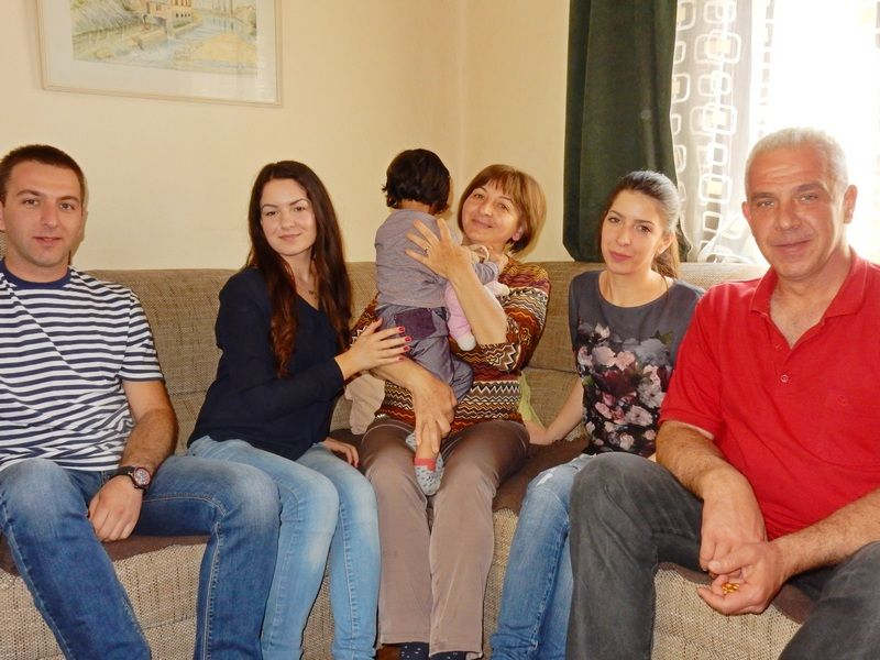 MAŠTA S petoro dece kombijem po Evropi