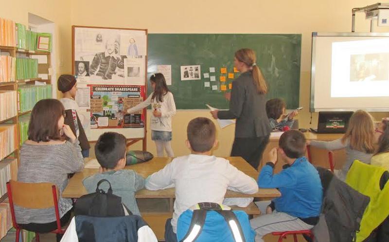Pirotski đaci obeležili godišnjicu Šekspirove smrti