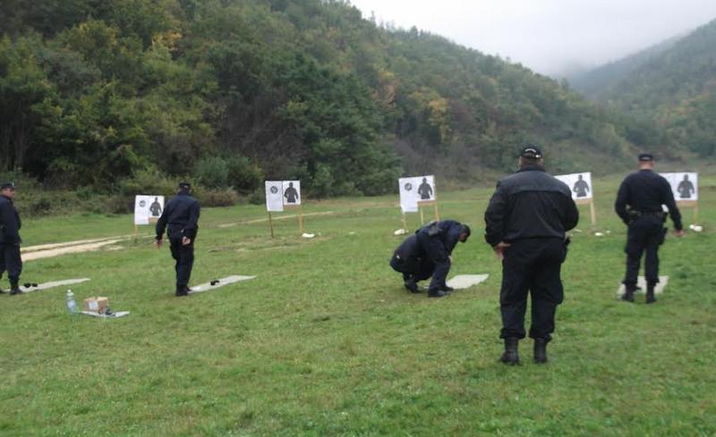 Od ponedeljka počinje bojevo gađanje u Pčinjskom okrugu
