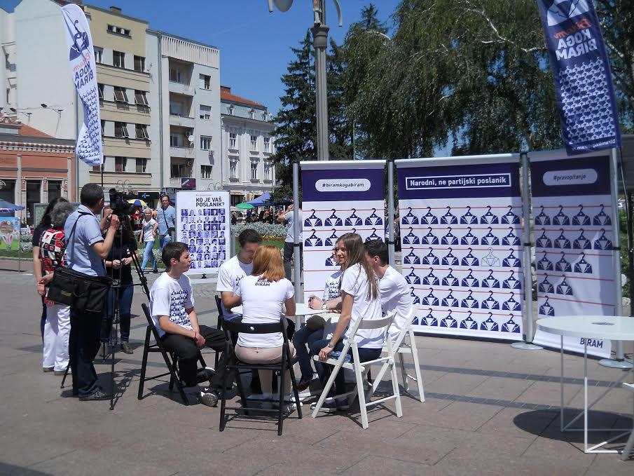 U Nišu krenula akcija za promenu izbornog sistema