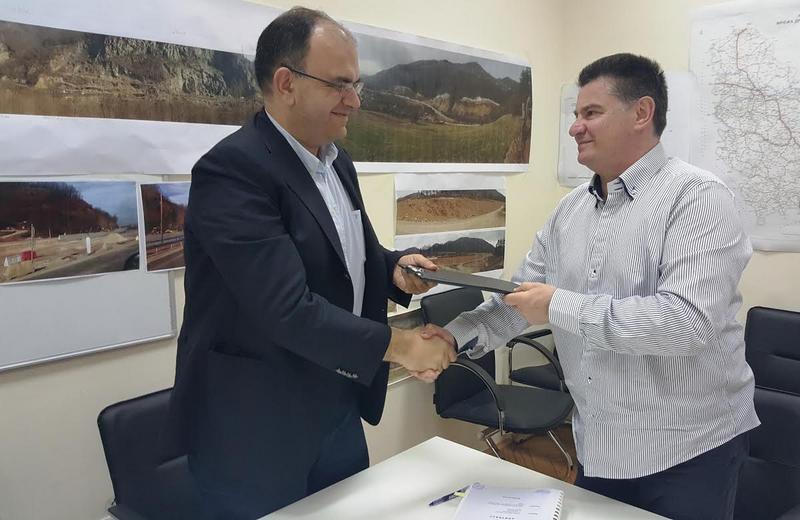 """""""Aktor Sa"""" završava Koridor 10 do bugarske granice"""