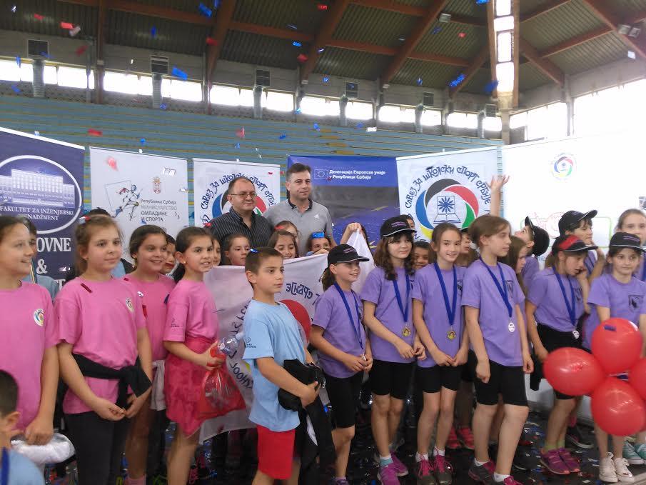 Zatvorena 10. Školska olimpijada u Vranju, naredna u Pirotu za četiri godine