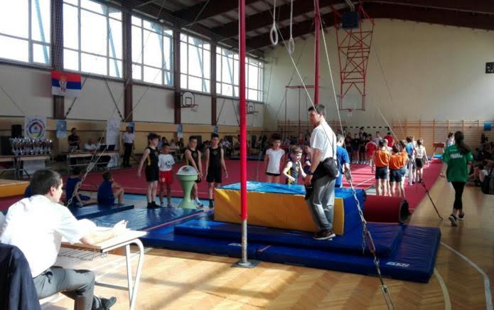 Vranjanci osvojili prvo zlato i srebro na Školskoj Olimpijadi