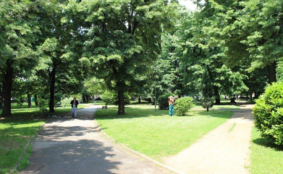 Evropski dan parkova sa malo vranjskog zelenila