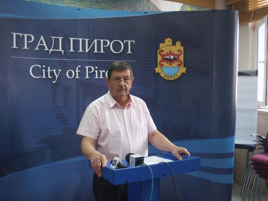Pirot sledećeg ponedeljka dobija prvog gradonačelnika