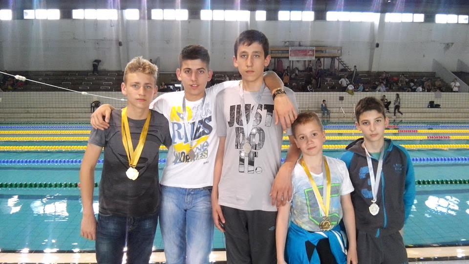 BRAVO! Još 7 medalja za leskovačke plivače
