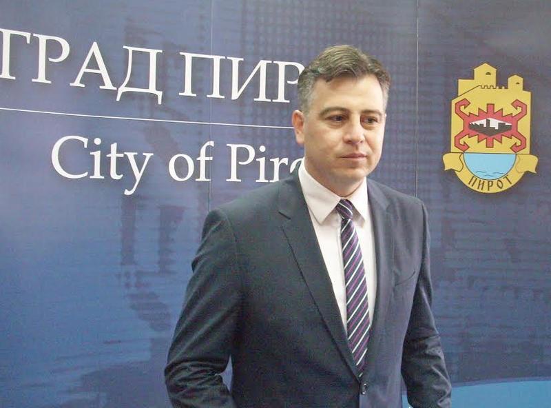 Vladan Vasić prvi gradonačelnik Pirota