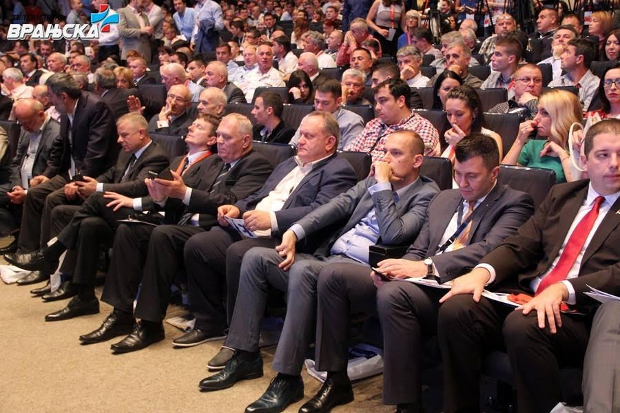 Cvetanović u Predsedništvu, Pešićeva, Bogatinović i Stojiljković u GO SNS