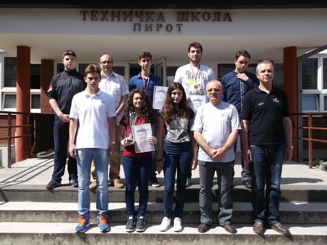 Profesor Mirjan Ignjatović najbolji mentor u Srbiji