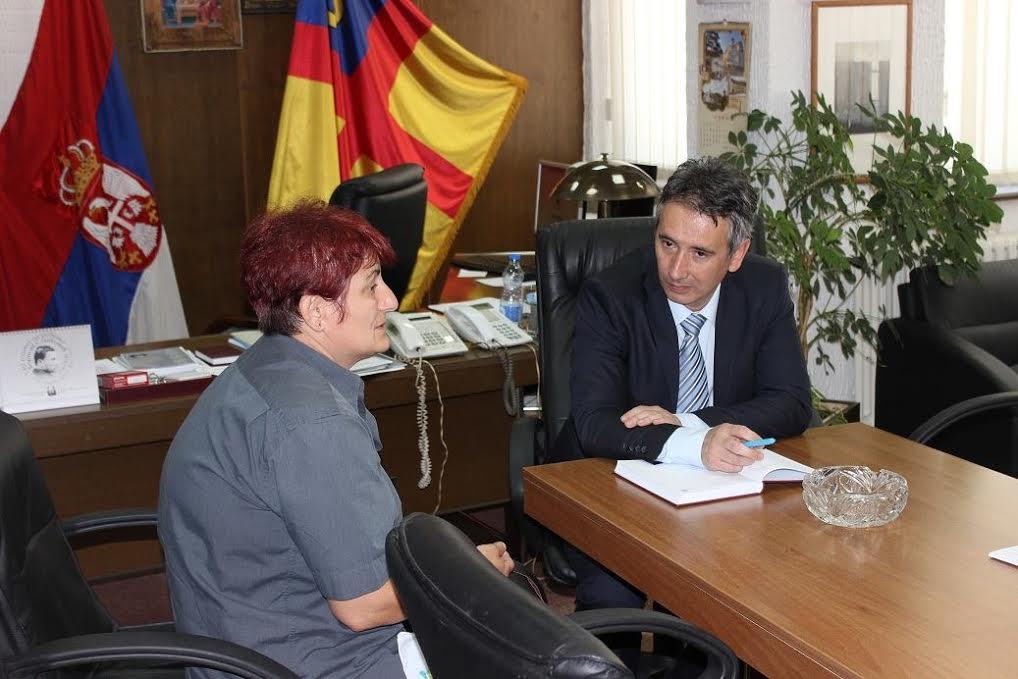Nova praksa sa novim gradonačelnikom Vranja