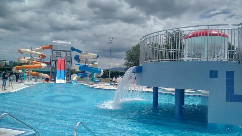 SRAMOTA Deo akva parka zatvoren zbog povređivanja kupača