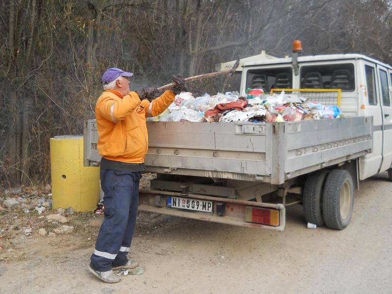 Kreće čišćenje 30 divljih deponija u Nišu