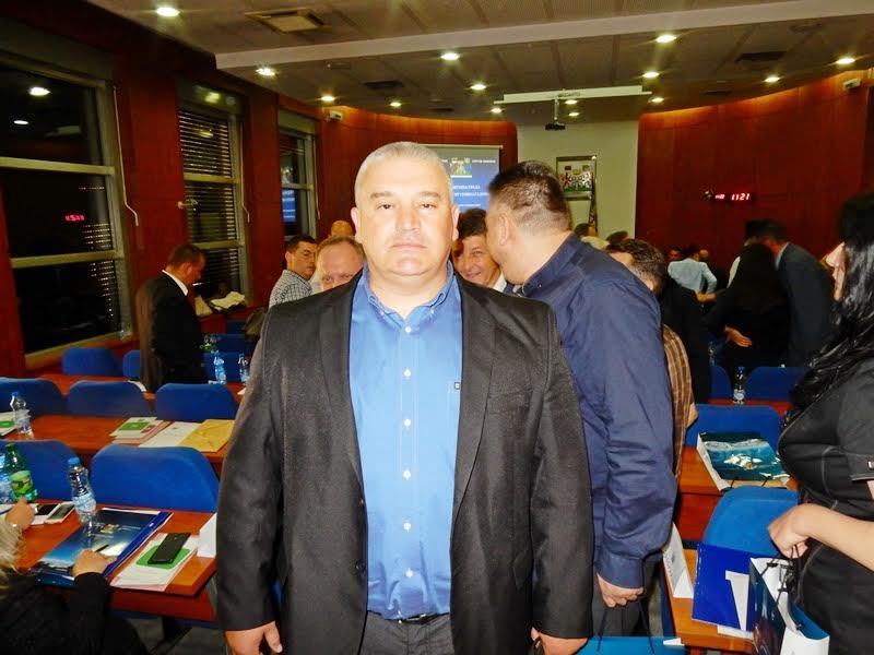 Aleksandar Đurović član Predsedništva SPS