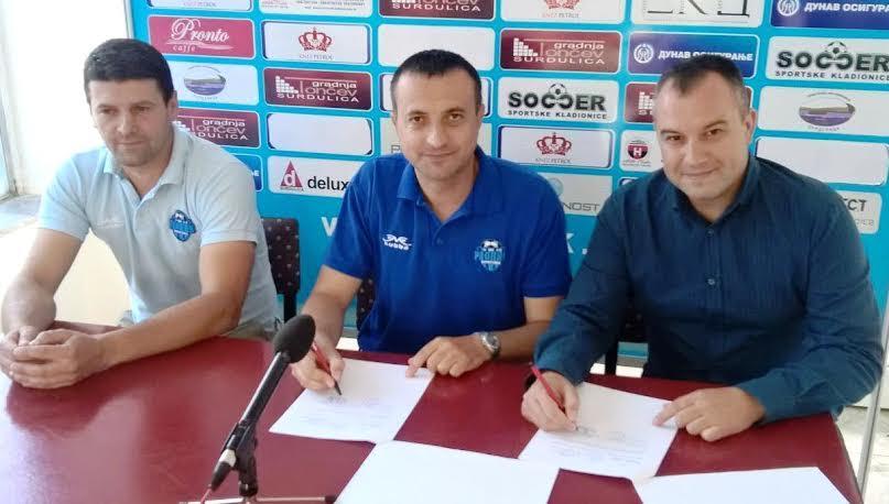 Goran Lazarević novi trener surduličkog Radnika