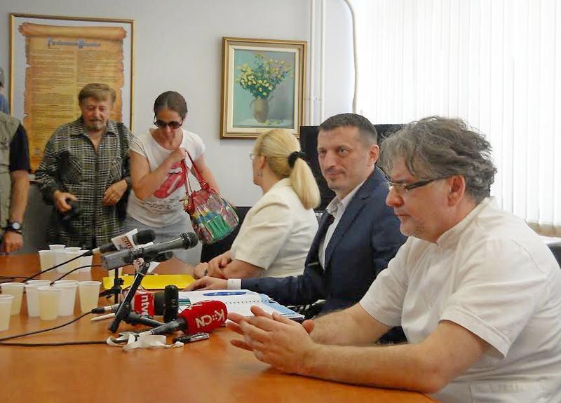Klinički centar u Nišu gradi novi terapijski blok