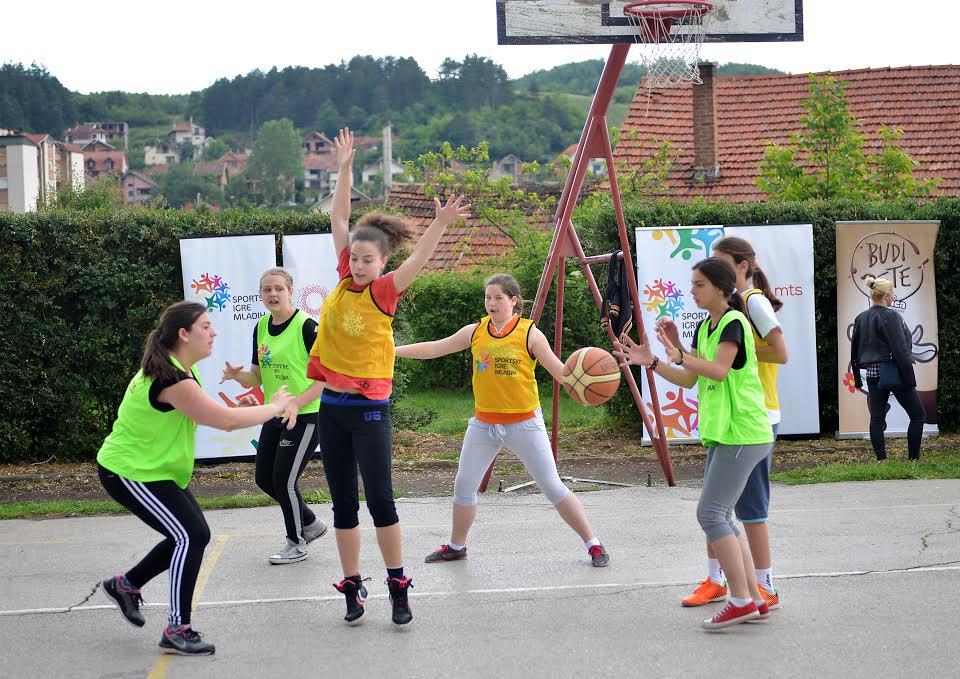 Šampioni iz Kuršumlije u finalu Sportskih igara mladih