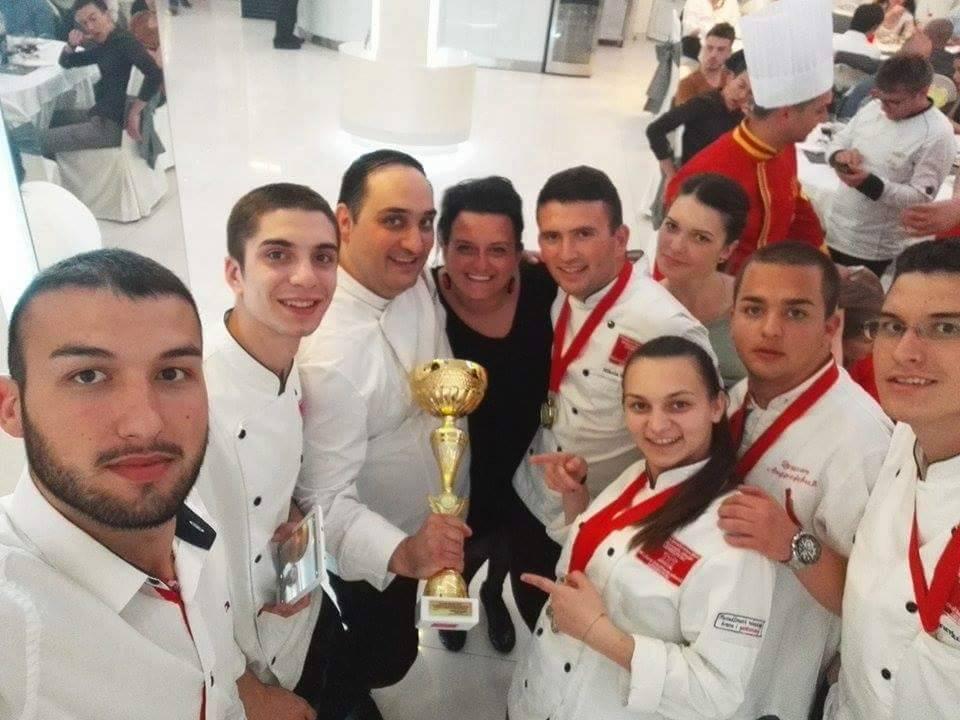 Leskovački kuvari apsolutni šampioni u kulinarstvu – 39 MEDALJA!