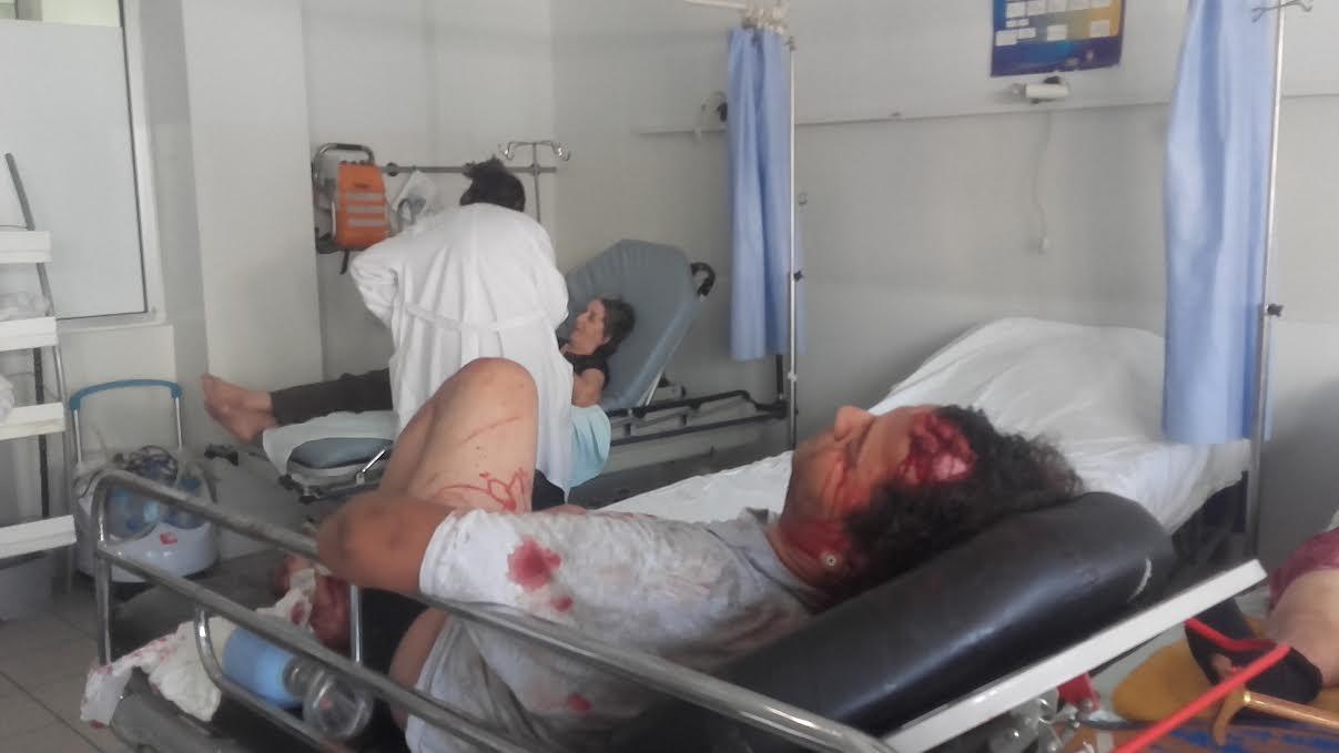 Povređenima u trenutku nesreće svi pomagali (VIDEO)