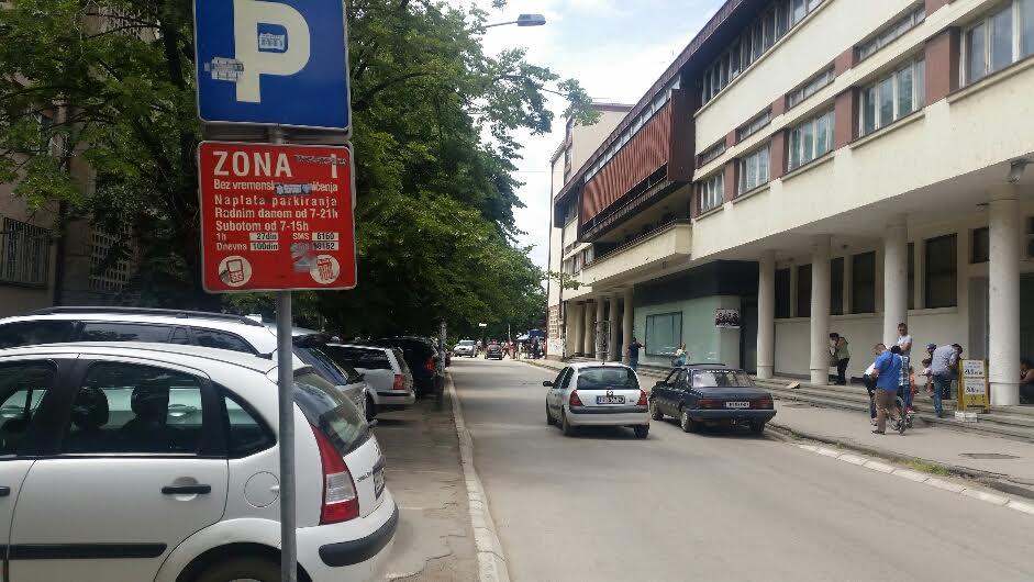 Ukinute vip karte za parkiranje u Leskovcu