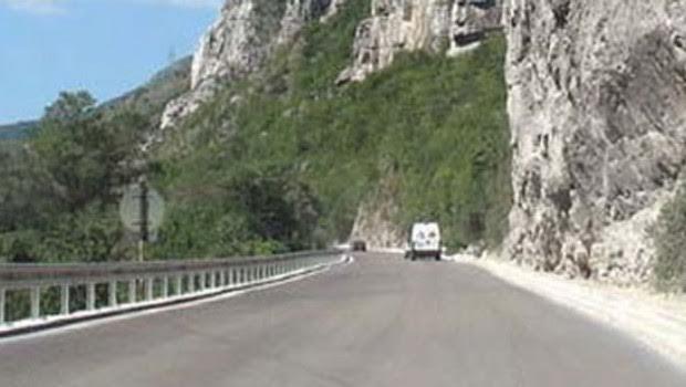Za nesreće u klisuri krivac pojačan saobraćaj, preporuka vozačima da budu oprezni
