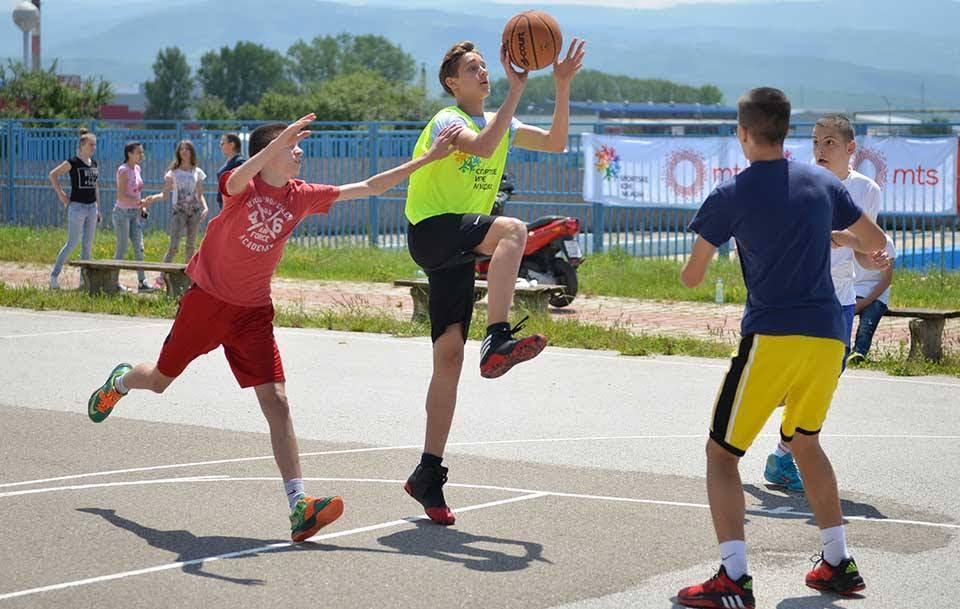 Počinje novi turnir u uličnom basketu