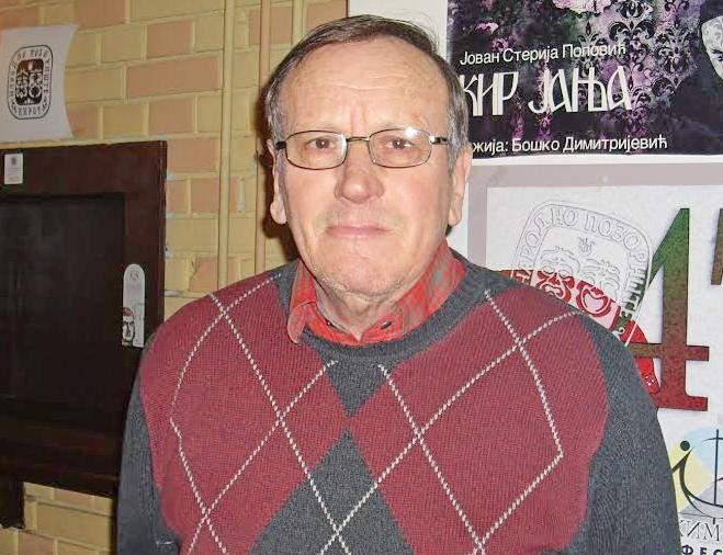 Umro Srbislav Minković, pisac drama i romana na pirotskom dijalektu
