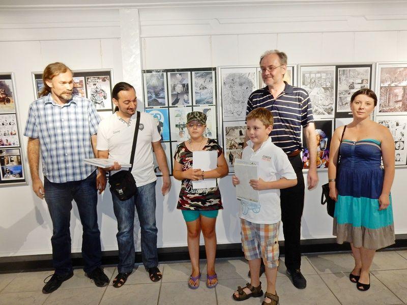 Bugari i Rumuni najbolji crtači na Festivalu mladih strip autora
