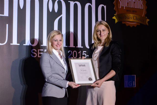 """Pirotskom """"Tigru"""" nagrada za najkorporativniji brend"""