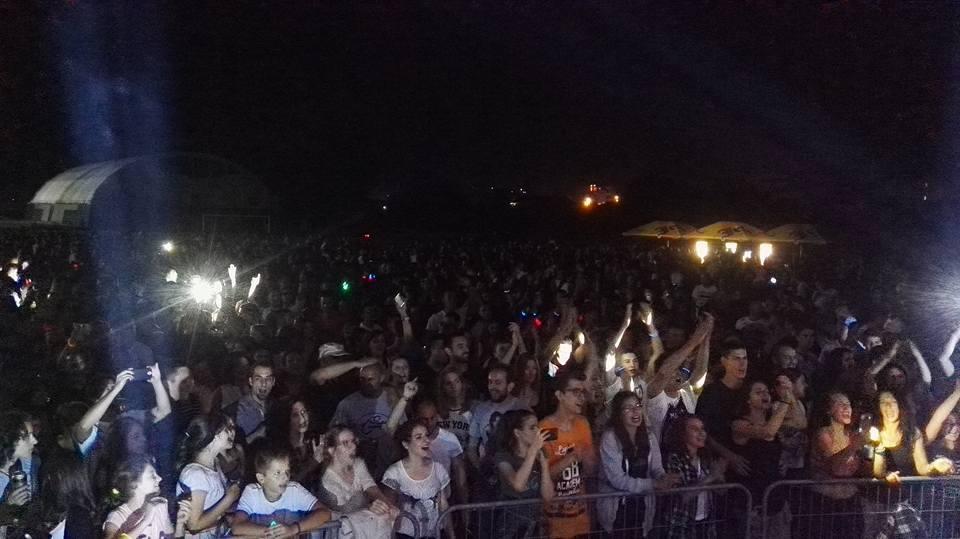 REKORDNA POSETA Preko 4.000 ljudi na otvaranju Teodora festa