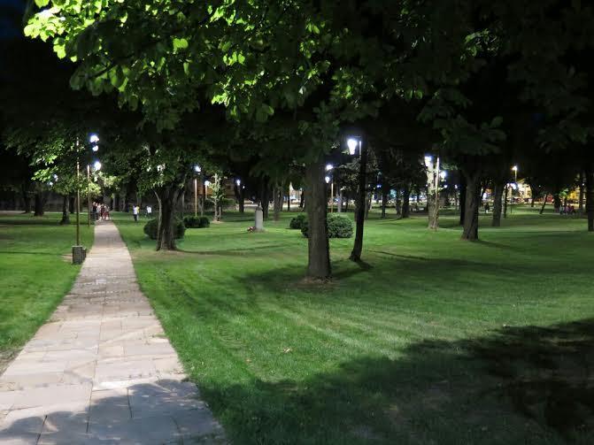 Park na Kaleu u novom ruhu