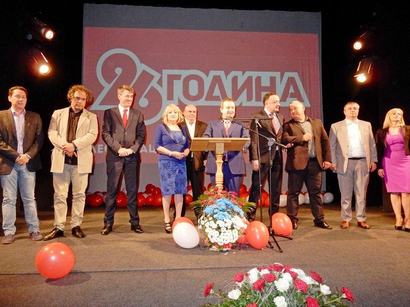 Palma: Dačič da bude kandidat za predsednika Srbije
