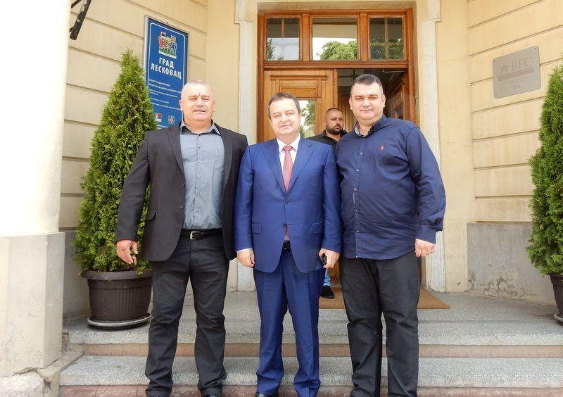 SPS u Leskovcu obeležila jubilej